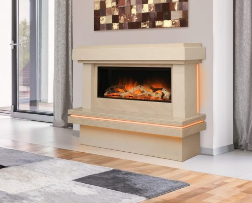 Newman Merlin Electric Fireplace