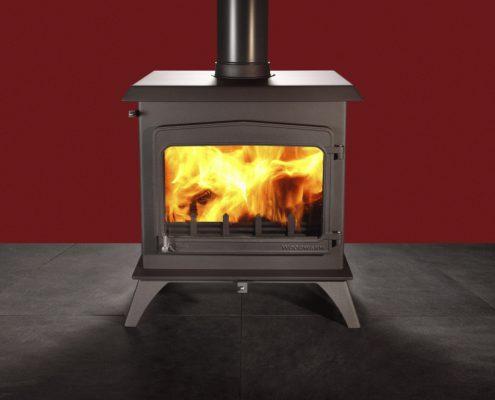Woodwarm Wildwood 16kW woodburning stove
