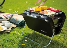 Valiant portable folding BBQ