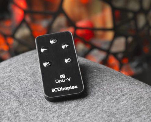 Dimplex Courchevel Opti-V Remote Control