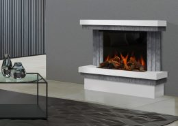 Evonic Gilmour 6 electric fire - Legacy range