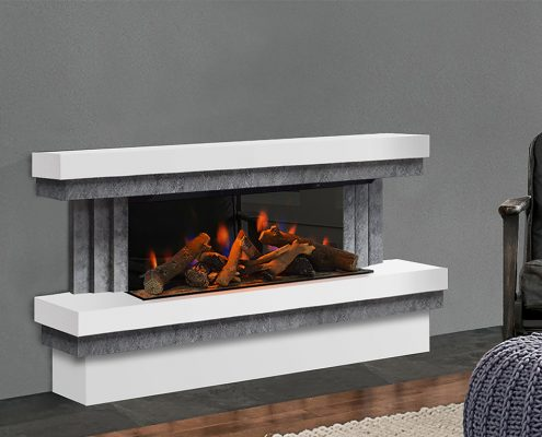 Evonic Gilmour 7 electric fire - Legacy range