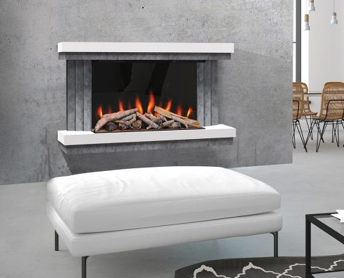 Evonic Gilmour 9 electric fire - Legacy range