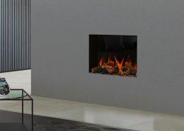Evonic Newton 6 electric fire - Legacy range