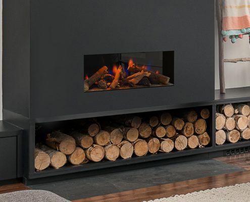 Evonic Newton 7 electric fire - Legacy range