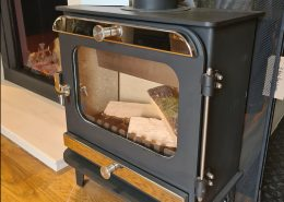 Firestorm 6.5Kw Wood Burning Stove