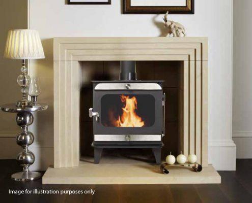 Firestorm 6.5Kw Wood Burning Stove