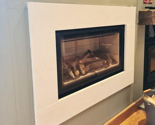 Legend Ethos 750 Landscape Gas Fire