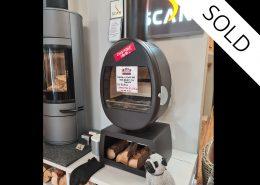 Svan 66-4 wood brning stove
