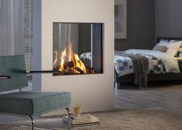 Vision Trimline - TL73HT Tunnel Gas Fire